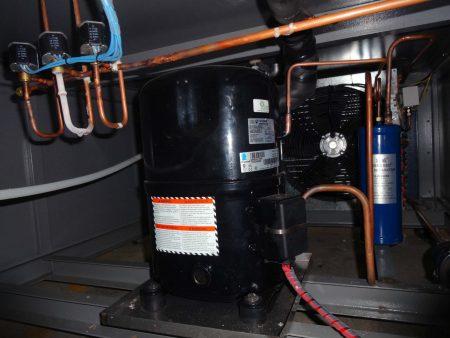桌上型恒温恒湿试验机压缩机