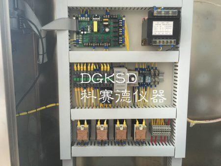 恒温恒湿试验箱电控系统