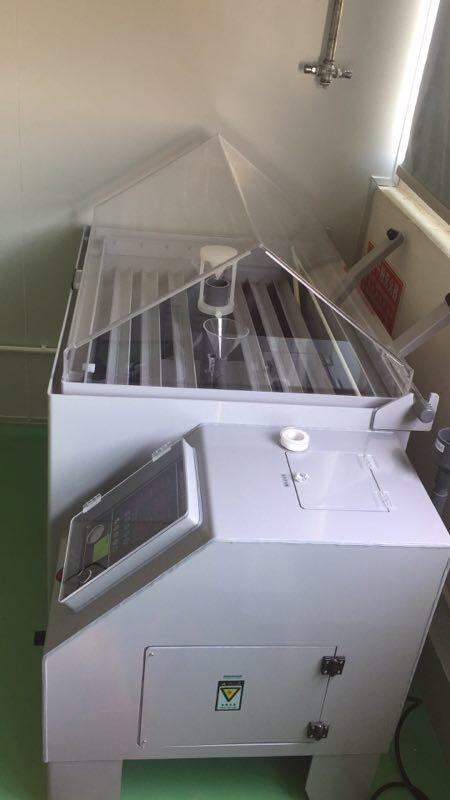 贺龙亿科技(惠州)有限公司采用我司盐雾腐蚀试验箱!