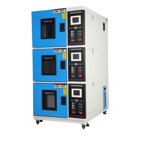 新型三箱式恒温恒湿试验箱