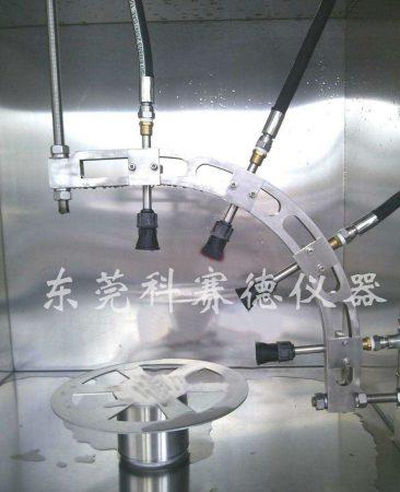 IPX9K高压喷水试验箱喷头