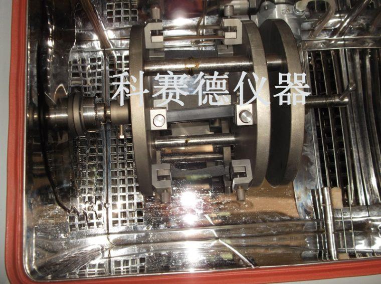 臭氧老化试验箱内部细节