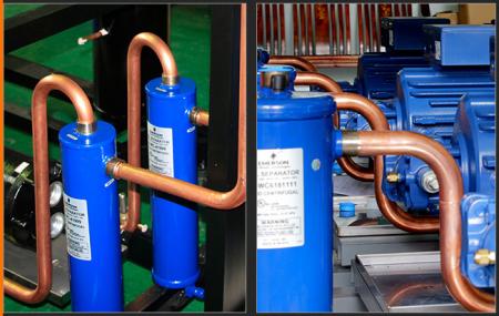 恒温恒湿试验箱的制冷系统设计原理