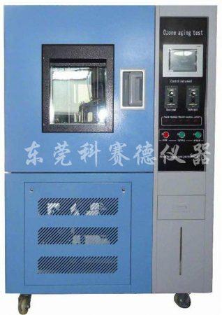 臭氧老化试验箱在橡胶行业的应用