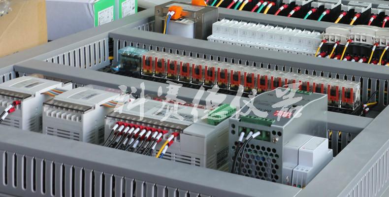 温湿度试验箱电路