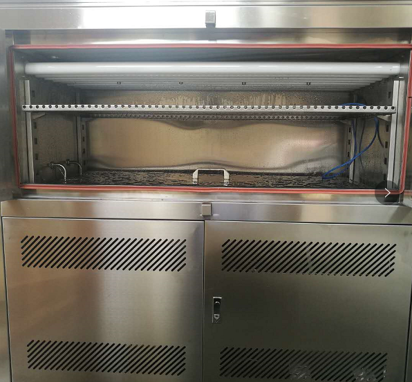 紫外老化试验箱辐照度增强测试方法