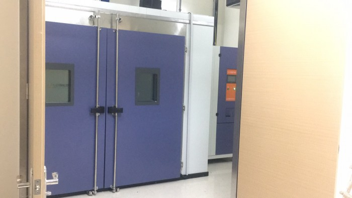 步入式快速温变试验箱