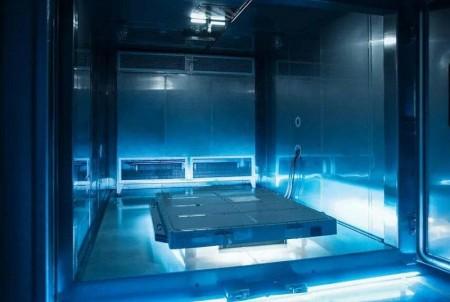 动力电池在高低温试验箱中测试