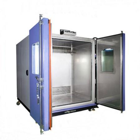 温湿度循环机温度实验研究