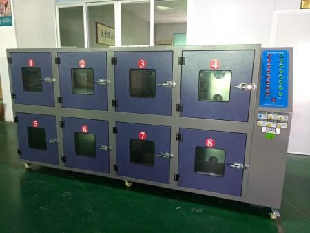 我司的电池过充防爆箱在上海空间电源研究所交付成功